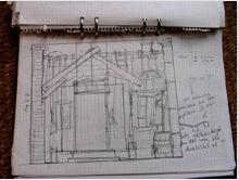 karlssons huisje, schets op maat