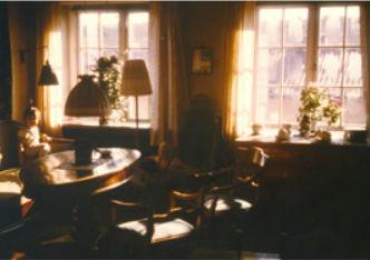 Uppsala woonkamer